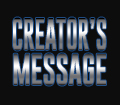 Message from God's Silver Soldiers creator Art Greenhaw!